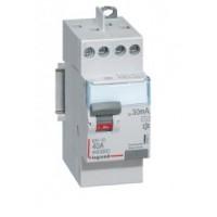 Interrupteur différentiel 40A -type AC - 30mA -départ haut - 2P - 230V -  2MDX³-ID - vis/vis