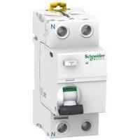 Interrupteur différentiel 40A - 2P - 300mA - type AC