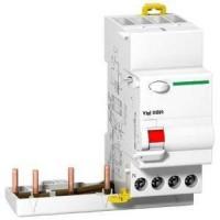 Bloc différentiel 40A - 3P+N - 300mA instantané - type AC - 230-415V - Vigi DT40