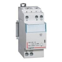 Contacteur de puissance bobine 40A - 230 v~ - 2p - 250 v~ - 2F - 2 modules