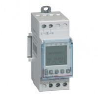 Interrupteur horaire programmable digital 16A - auto - multifonction - 1 sortie  - 250v~