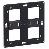 Support grand format Batibox pour Programme Céliane/Mosaic - 2x2 postes - 2x4/5 modules